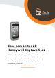 Honeywell Captuvo SL22 Quick Start Manual