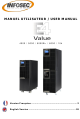 INFOSEC E4 Value Series User Manual
