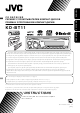 JVC KD-BT11 Instructions Manual