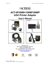 ACTiSYS ACT-IR2000U Drivers Windows 7