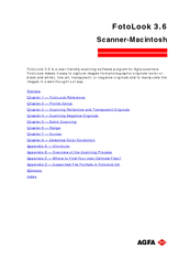 AGFA FOTOLOOK DRIVERS DOWNLOAD