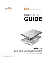 8e6 Technologies ERS 200 5K02 52 Quick Start Manual