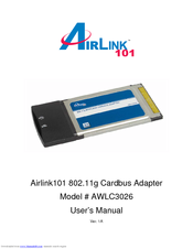 AIRLINK101 AWLC3026-T WINDOWS 8 DRIVER DOWNLOAD