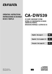 3492_cadw539_product aiwa ca dw50 manuals  at honlapkeszites.co