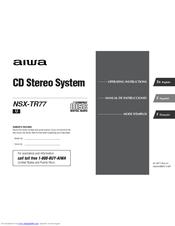 aiwa nsx tr77 manuals rh manualslib com Aiwa Nsx D22 Aiwa Nsx V2100