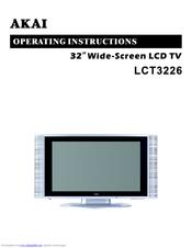akai lct3226 manuals rh manualslib com