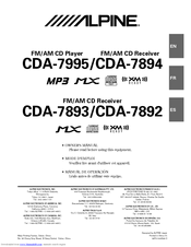 4558_cda7892_product alpine cda 7995 manuals alpine cda 7893 wiring diagram at panicattacktreatment.co