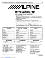 alpine amp manual product user guide instruction u2022 rh testdpc co Alpine Amp Former Name of Varanasi India