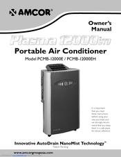 amcor air conditioner kf9000e manual