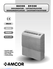 amcor d950e manuals rh manualslib com Amcor Air Purifier Amcor Air Purifier Filters