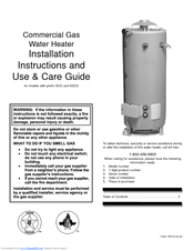 american water heater adcg manuals rh manualslib com american water heater parts manual american water heater specs