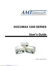 AMT DOCUMAX 3300 SERIES DRIVERS (2019)