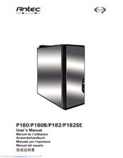Antec P182 User Manual
