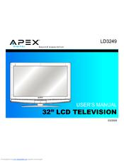 apex digital ld3249 manuals rh manualslib com User Guide Instruction Manual Example