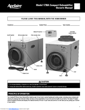 Model 76 dehumidifier control installation instructions aprilaire.