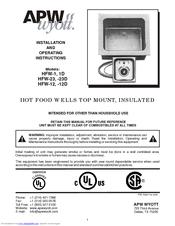 Apw Wyott 55695 Element Clamp