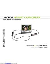 archos 501228 helmet camcorder pmp camera manuals rh manualslib com Washing Machine Manual Washing Machine Manual