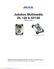 ARCHOS JUKEBOX MULTIMEDIA 10 AND 20 TREIBER HERUNTERLADEN