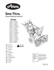 Ariens 926003-ST1332LE Owner's/operator's Manual