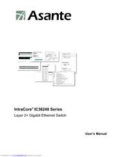 DRIVER UPDATE: ASANTE IC3524-2G