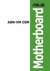Asus a8n vm audio driver download.