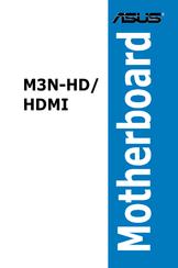 ASUS M3N-HD USER MANUAL Pdf Download