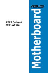 Driver for Asus P5E3 Premium/WiFi-AP @n Intel Matrix Storage Manager