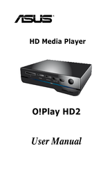 Asus OPLAY HD2 User Manual