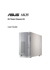 Asus 5U Tower Chassis Kit AK35 User Manual