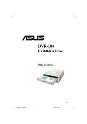ASUS DVR-104 WINDOWS VISTA DRIVER DOWNLOAD