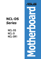 Asus Motherboard NCL-DS Product Manual