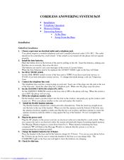 at t 5635 manuals rh manualslib com at&t 1740 owners manual at&t cl4940 owners manual