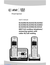 AT&T EL52300 User's Manual