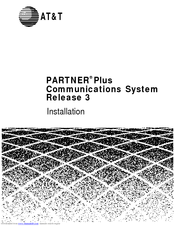AT&T Partner Plus Installation Manual
