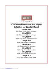 ATTO CELERITY FC-41EL DRIVER UPDATE
