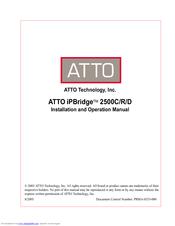 ATTO IPBRIDGE 2500D DRIVER FOR WINDOWS 8