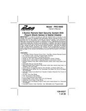 audiovox pursuit pro 9800 manuals rh manualslib com Audiovox Replacement Remote Audiovox Replacement Remote