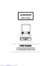 audiovox vbp3800 manuals rh manualslib com