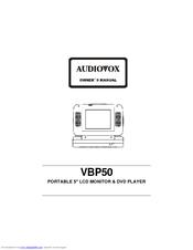 audiovox vbp50 manuals rh manualslib com