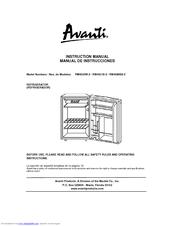 ge refrigerator wiring diagram avanti rm4589ss-2 manuals avanti refrigerator wiring diagram