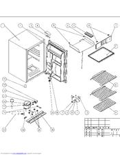 avanti rm4589ss-2 manuals avanti refrigerator wiring diagram