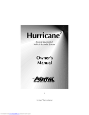 avital hurricane 2 manuals rh manualslib com