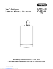 Baxi potterton 24 user manual pdf download cheapraybanclubmaster Gallery
