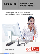 belkin f5d7050 user manual pdf download rh manualslib com