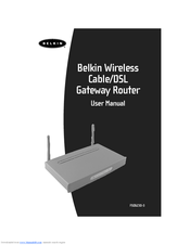Belkin F5D9630au4A Driver for Windows