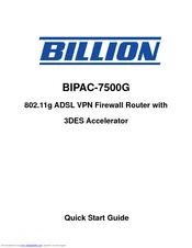 Billion BiPAC 7500GL Drivers for Windows