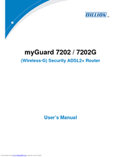 Driver for Billion myGuard 7202G