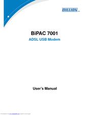 Billion BiPAC 7001 Drivers for Windows Mac