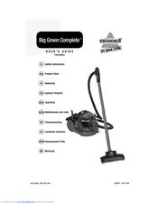 bissell big green complete 7700 series manuals rh manualslib com bissell big green complete manual español Old Bissell Big Green Machine