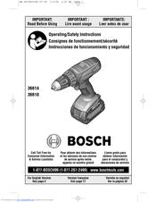 bosch 36618 manuals rh manualslib com disk drill user manual nail drill user manual